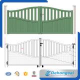 Personalizado Fuerte Puerta de hierro forjado / Puertas de Acero Inoxidable