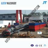 Hydraulisch Systeem van de Baggermachine van de Zuiging van de Snijder