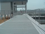 De Rooster/Grating van de Staaf van het staal voor de Gang van het Platform