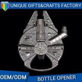 Apri di bottiglia del metallo di Guerre Stellari del regalo di promozione della bevanda della birra