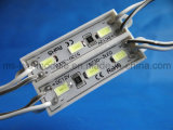 공장 SMD 5730 3LED Module 36X09 Specifications