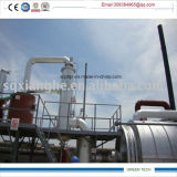 Öl-Maschinen-Bekehrt-Abfall der Pyrolyse-10ton zum Öl