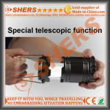 Extendable фонарик 6 SMD СИД солнечный ся с USB (SH-1995)