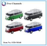 Altavoz de la dimensión de una variable de la ambulancia mini con USB micro del SD del soporte de FM (STD-M168)