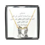 Het uitstekende Transparante Goud Zircon plateerde de Dunne Halsband van de Nauwsluitende halsketting van de Keten van de Link