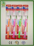 Flexible Gummizahnbürste-gute Verkaufs-Erwachsen-Zahnbürste
