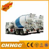 Carro del mezclador concreto 6*4 con euro 2/3/4 emisión