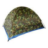 Hausse de la tente campante militaire de course