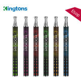 Lighted Crystal Disposable E-Cigarette E Hookah Pen Free Sampleの鋼鉄Tube