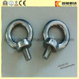 La baisse en acier a modifié le boulon d'oeil DIN580 de levage avec de haute résistance