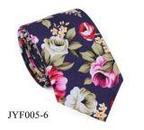 Constructeur floral occasionnel de la Chine de la cravate des meilleurs hommes de vente