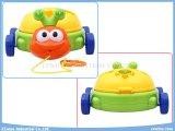L'accensione della tartaruga dei giocattoli di Musical con formazione ostruisce i giocattoli