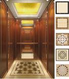 Пассажирский лифт с мраморным полом