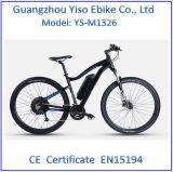 Bicicletas elétricas do estilo de MTB com o motor central 36V 250W de Bafang para Gents