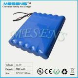 25.2V 5200mAh Li-Ionbatterie-Satz mit PCM