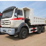 Beiben 덤프 트럭 판매를 위한 북쪽 벤츠 팁 주는 사람 트럭