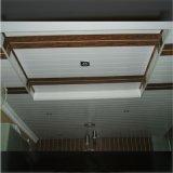Material impermeable del surco del PVC de la decoración ligera media del panel