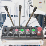 Qmy10-15 Saudi-Arabien mobiler Betonstein, der Maschinen-Preis bildet
