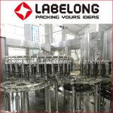 Linha de produção de máquinas de enchimento de refrigerantes de alta eficiência