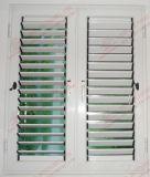 Fenêtre insonorisée de tissu pour rideaux de voûte de PVC/UPVC (BHP-CWA17)