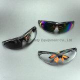 Zonnebril van de Lens van de sport de Type Weerspiegelde (SG115)