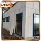 샌드위치 위원회로 (MGO) 건축 회사를 위한 다루기 힘든 산화마그네슘 널 또는 기와 또는 조립식 가옥 홈 또는 장식적인 벽