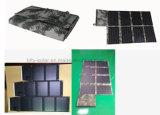 Caricatore pieghevole portatile del telefono del comitato solare