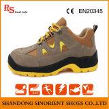 Sapatas padrão do trabalho dos calçados do plutônio das sapatas de segurança industrial do Ce