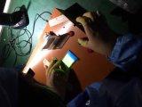 2.8 hohe Helligkeit TFT der Zolauflösung 240X320 mit kapazitivem Fingerspitzentablett