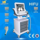 Máquina caliente de Hifu/ultrasonido enfocado de intensidad alta Hifu para el retiro de la arruga/la elevación de cara de Hifu