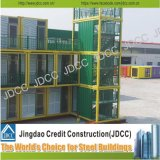 Prefabricated 호텔 건물 빛 강철 구조물