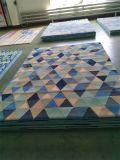 熱い販売の100%年のPolyseter高い定義印刷の床のカーペット