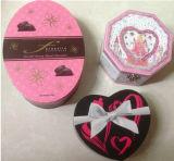 Rectángulo rígido de /Handmade del rectángulo/de la caja de cartón/rectángulo del chocolate/rectángulo de regalo