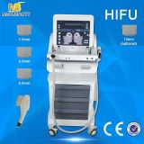 Wrinkle Removal/Hifu Face Liftのための熱いHifu Machine/High Intensity Focused Ultrasound Hifu