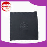 Cloth nero Microfiber Cloth per Eyewear Cleaning