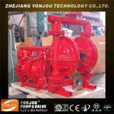 격막 펌프, 펌프, 압축 공기를 넣은 접착제 펌프를 위한 고무 격막