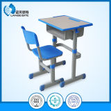 Silla y escritorio de la sala de clase Lb-0412 para la venta