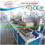 Espulsore di plastica della fascia del bordo della mobilia del grano di Polywood dell'impiallacciatura del PVC (sj65/25)