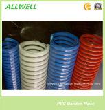 PVC 플라스틱 산업 호스 또는 출력 호스 또는 나선 흡입 호스