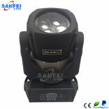 Superträger-bewegliche Hauptbeleuchtung DJ-LED 4*25W