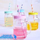 Maurer-Glas-Glascup-Becher-Glas mit Griff