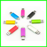 Metal USB Pendrive Phone OTG USB Flash Disk