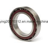Rodamiento de bolitas angular del contacto del acerocromo de la alta precisión 7208 para la soldadora eléctrica