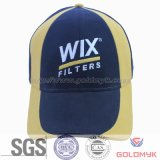 Coton Sport Cap dans Splicing Design