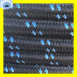 Le textile de la meilleure qualité de tresse de fil d'acier à haute limite élastique de la qualité une a couvert le boyau R5