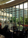 Glass mobile Partition Wall per Shopping/Hotel/Mall