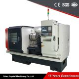Torno de la rueda de la aleación de la máquina de la reparación de la rueda del CNC de China Awr32h