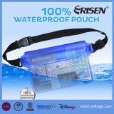 Плавая загерметизированный мешок мобильного телефона водоустойчивый с планкой шкафута