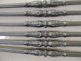 La rete fissa della parte del pezzo fuso del ferro ha lanciato la rete fissa modellata esterna