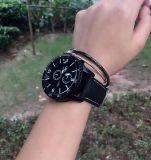 Het Horloge van het Kwarts van het Metaal van de Sporten van de vrije tijd